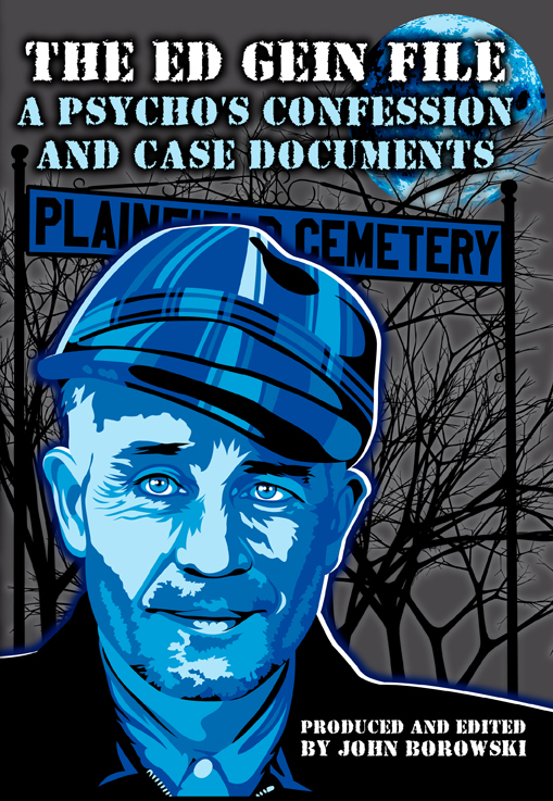 the ed gein file book