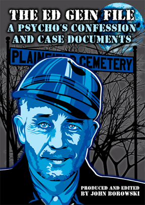 Ed Gein File Book