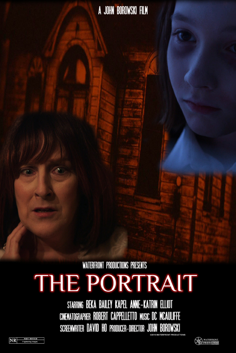 the portrait poster john borowski filmmaker