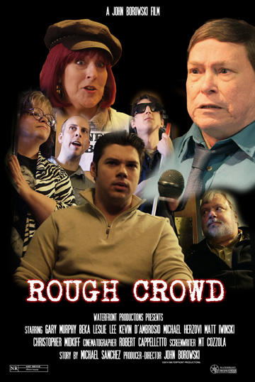 rough crowd film poster