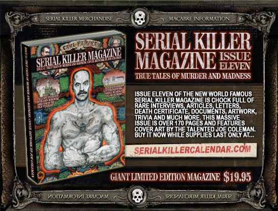 serial killer magazine panzram