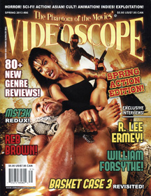 videoscope cover